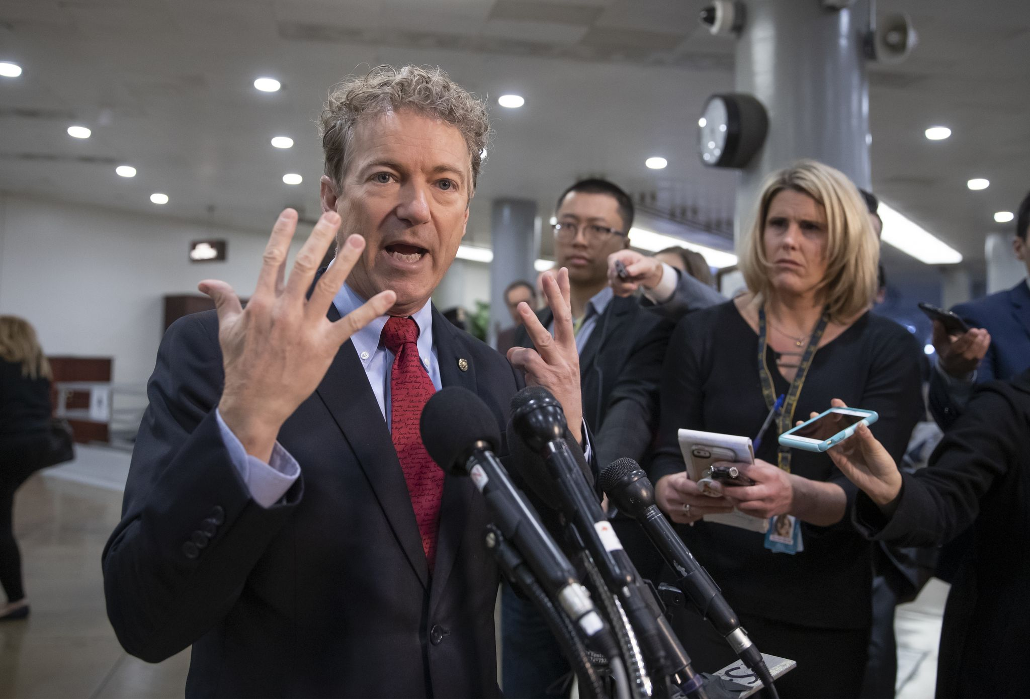 Rand Paul warns political killings will continue in Saudi Arabia if no consequences for Khashoggi