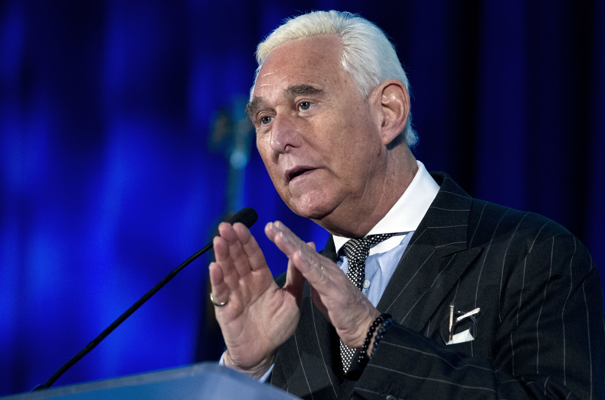 Roger Stone, ex-Trump adviser, snubs requests from Senate panels to testify about 2016 race: Report