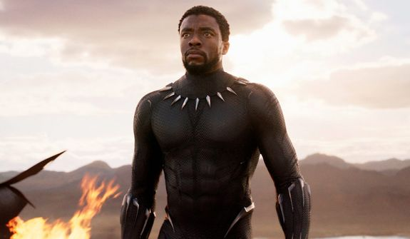 """""""Black Panther,"""" which has real hopes for Academy Awards, and other entertaining movies are helping bring audiences back to the box office. (Associated Press/File)"""