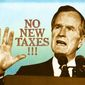 No New Taxes Illustration by Greg Groesch/The Washington Times