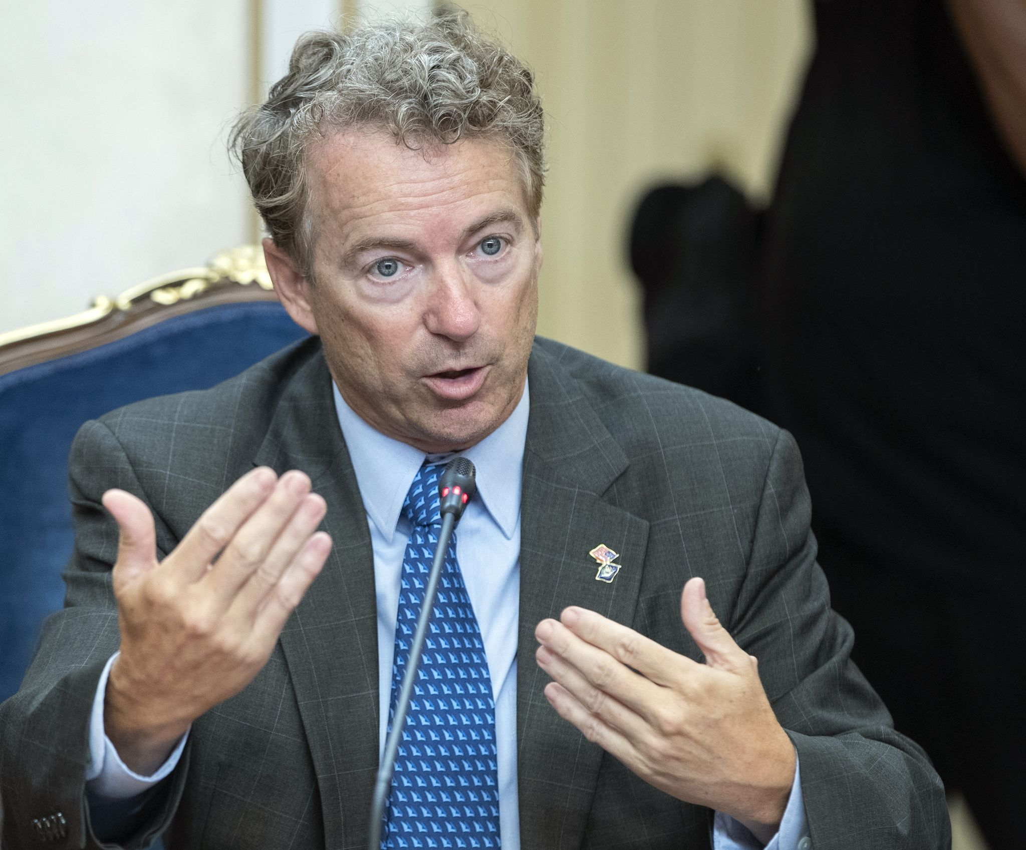Rand Paul 'disturbed' by William Barr's positions: 'I haven't made a decision yet on him'