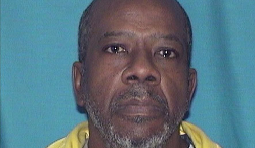 FILE -This undated photo provided by the Illinois Department of Corrections shows Larry Earvin, a former inmate at Western Illinois Correctional Center in Mt Sterling, Ill. Gov. Bruce Rauner's corrections agency has refused to release public records about a prison altercation that led to the homicidal death of Ervain, a 65-year-old inmate and forced the paid leave of at least four correctional officers. (Illinois Department of Corrections via AP File)