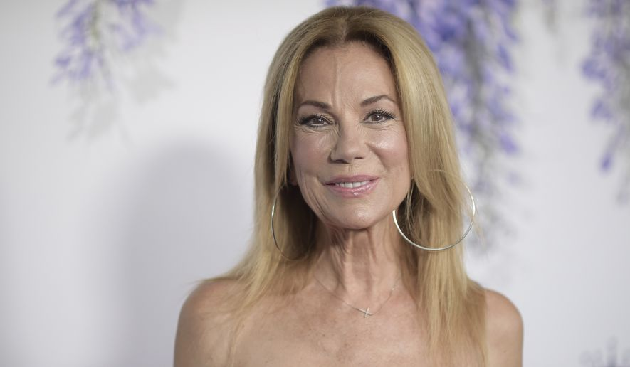 Kathie Lee Gifford attends Hallmark's Evening Gala during the TCA Summer Press Tour on Thursday, July 26, 2018, in Beverly Hills, Calif. (Photo by Richard Shotwell/Invision/AP)