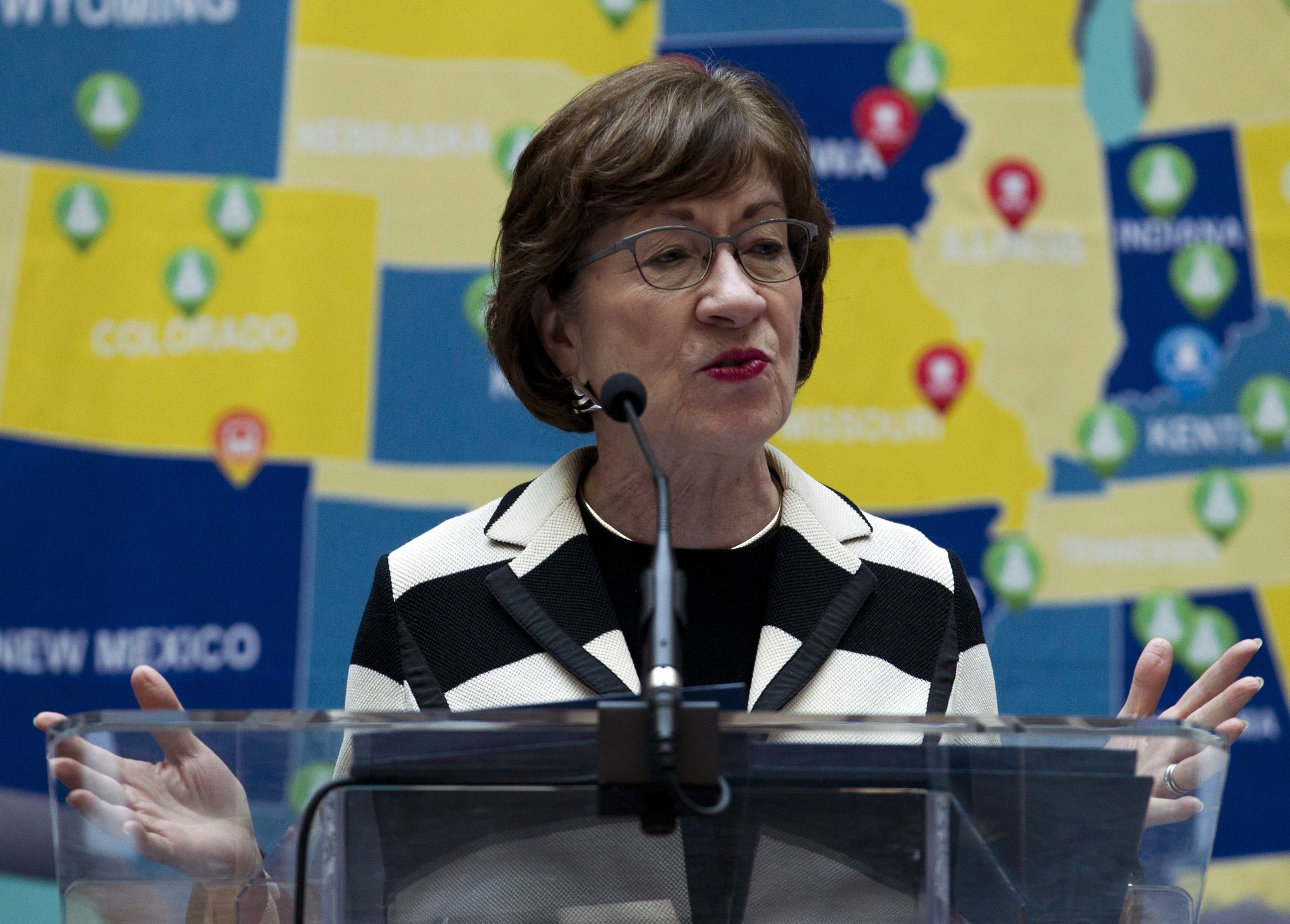Susan Collins: Obamacare ruling 'will be overturned on appeal'