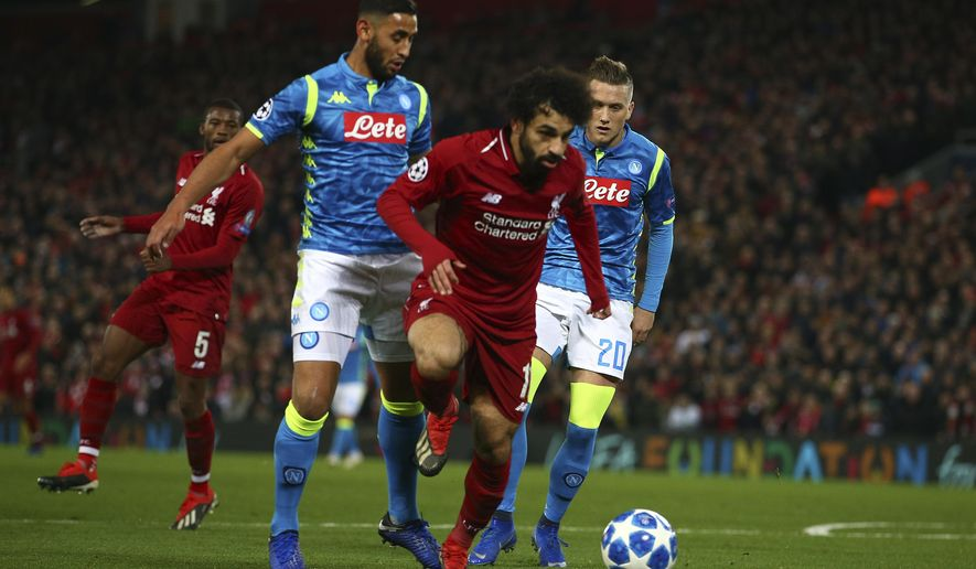 0f8075d95 Alisson heroics ensure Liverpool through in Champions League ...