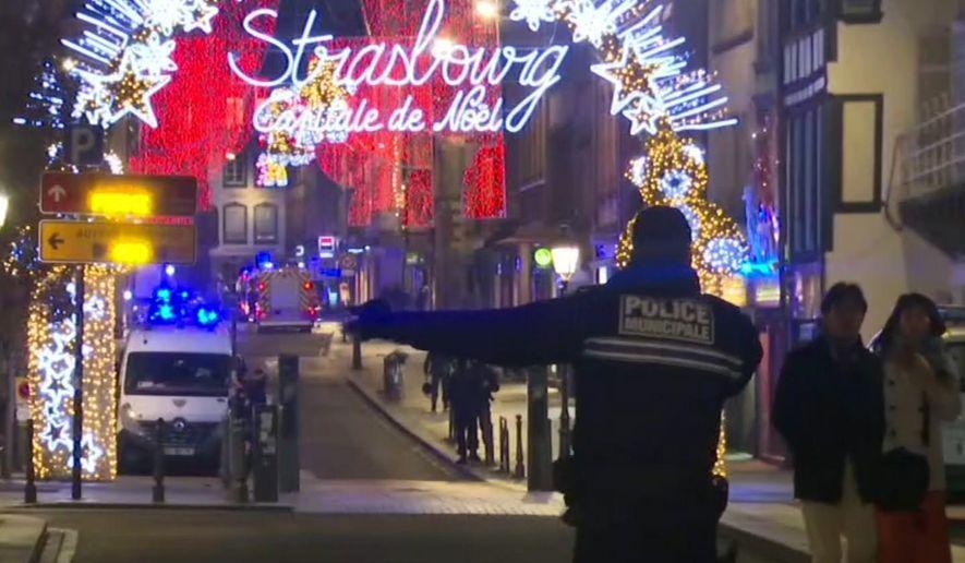 Strasbourg France Christmas Market Hours.The Latest French Minister Says Strasbourg Gunman Killed 3
