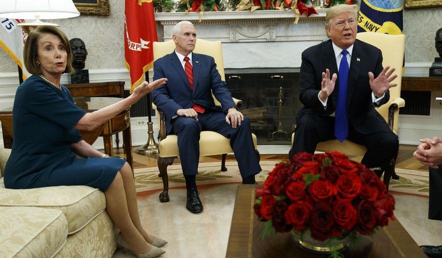 Nancy Pelosi Takes Shot At Donald Trump S Manhood After