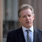 Christopher Steele, former British intelligence officer, said the law firm Perkin Coie wanted to be in a position to contest the 2016 election results. (Associated Press)