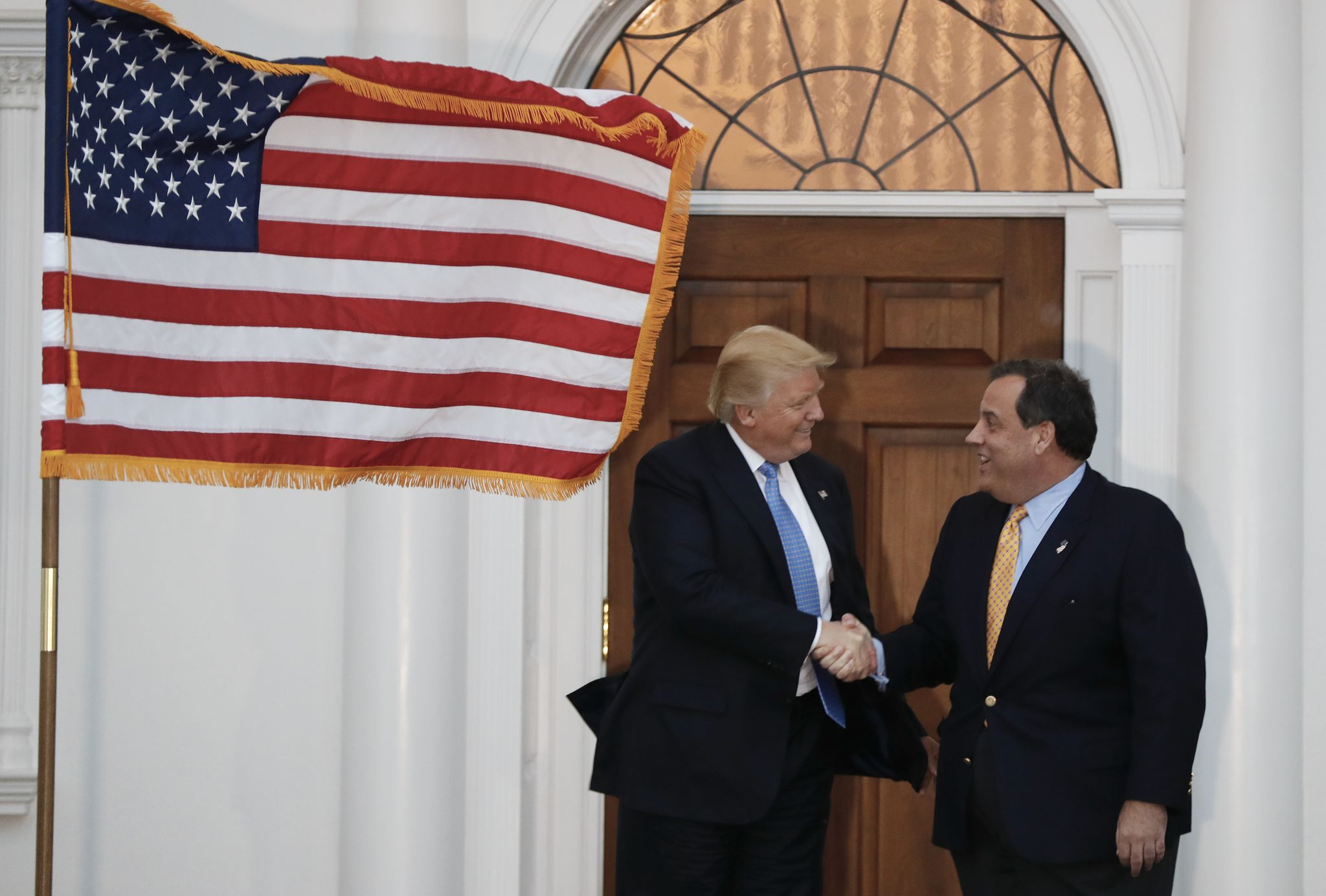 Chris Christie meets with Trump about chief of staff post: Report