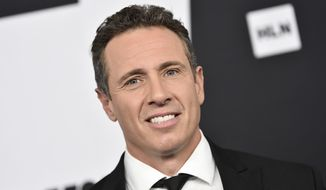 "CNN anchor Chris Cuomo will moderate a live townhall in El Paso on the ""Gun Crisis.""(Photo by Evan Agostini/Invision/AP)"