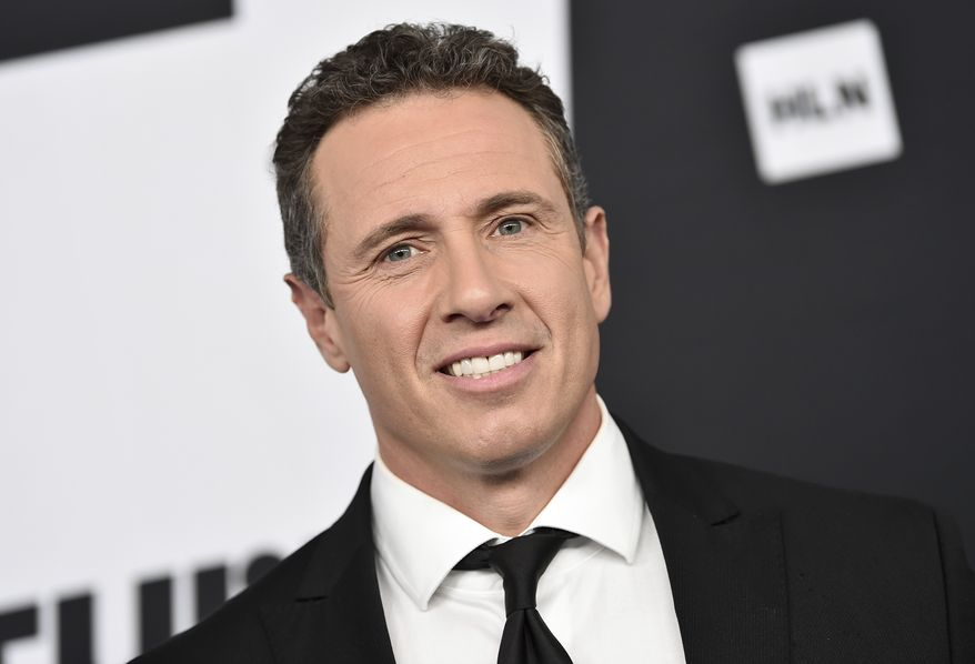 """CNN anchor Chris Cuomo will moderate a live townhall in El Paso on the """"Gun Crisis.""""(Photo by Evan Agostini/Invision/AP)"""