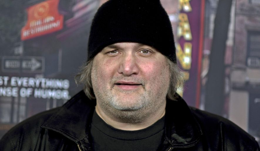 """In this Feb. 15, 2017, file photo, comedian Artie Lange attends a premiere for HBO's television comedy series """"Crashing"""" in Los Angeles. Authorities say comedian Artie Lange has been arrested on a charge of having failed to comply with his drug court program. (Photo by Richard Shotwell/Invision/AP, File) **FILE**"""