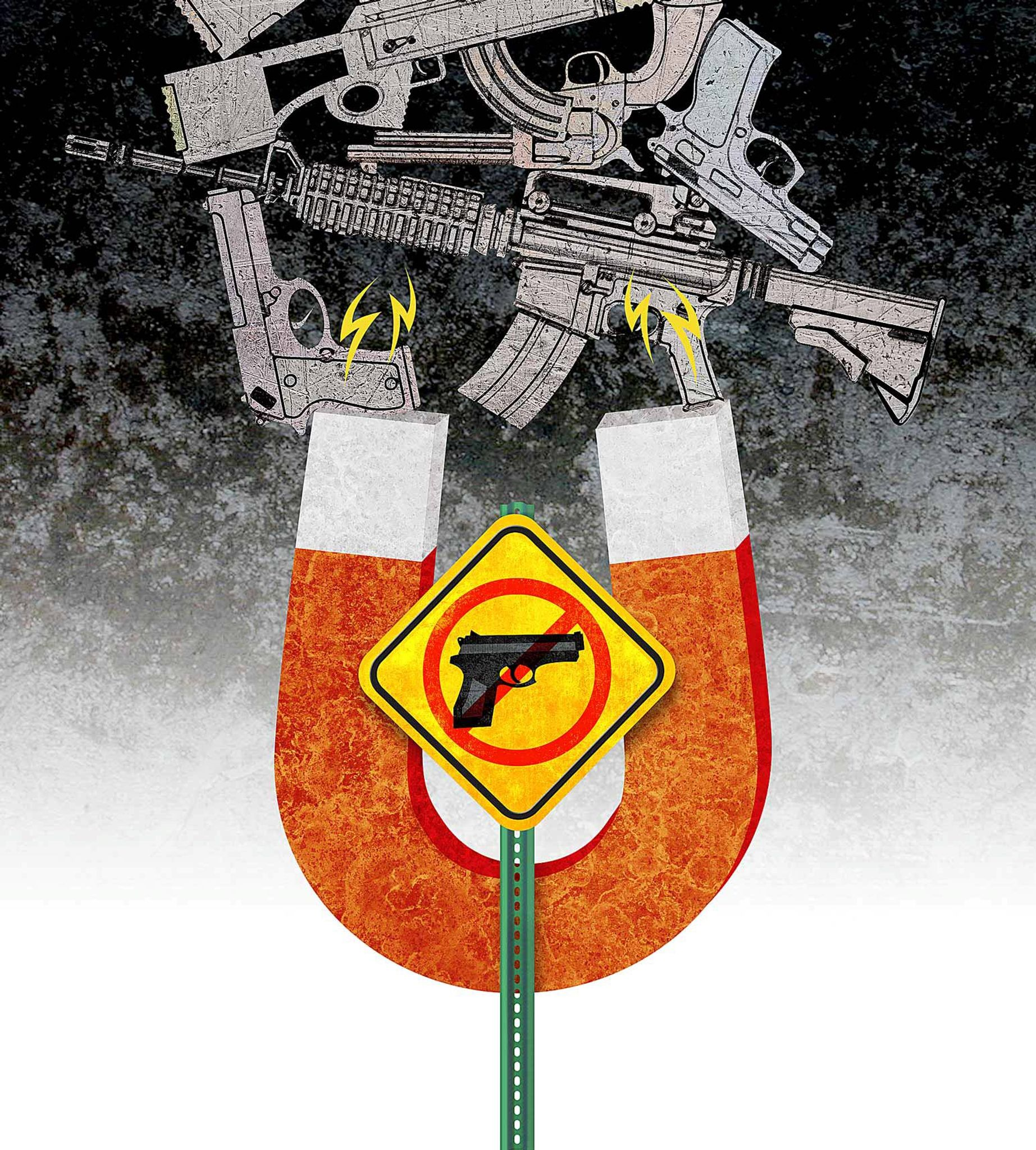Disarming legislators makes them targets for terrorists, criminals