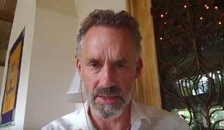 """""""12 Rules for Life"""" author and clinical psychologist Jordan B. Peterson is attempting to create a platform for intellectuals that is a """"better alternative"""" to Patreon. He plans to move the project forward with the popular YouTube pundit Dave Rubin within the coming weeks and into early 2019. (Image: YouTube, Jordan B. Peterson)."""