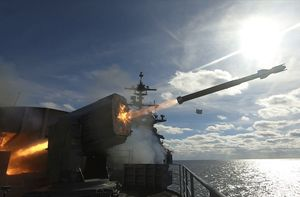 Locked and Loaded: U.S. Navy weapons