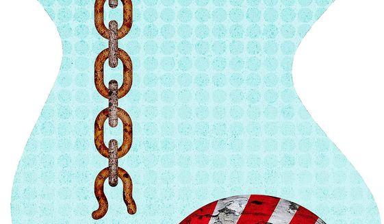 Obamacare Broken Illustration by Greg Groesch/The Washington Times