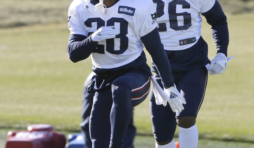 James White a key to Patriots  offensive production - Washington Times 90808be55
