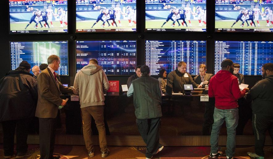 regulation of sports betting