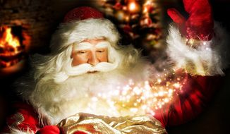 """""""Do you really know Santa Claus?"""" quiz (Shutterstock)"""
