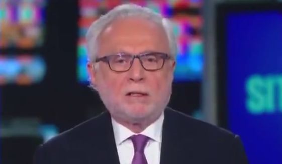 CNN's Wolf Blitzer discusses a possible government shutdown during a Dec. 20, 2018, interview with senior Trump administration adviser Stephen Miller. (Image: CNN screenshot)