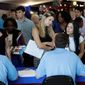 The Bureau of Labor Statistics says this is the first year it has recorded more job openings than unemployed people seeking work. (Associated Press/File)