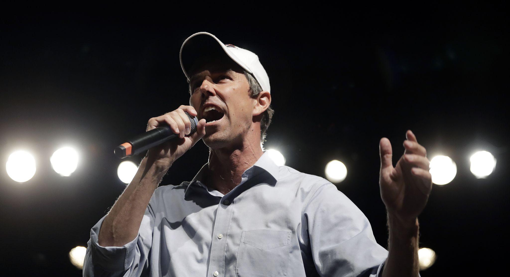 Beto O'Rourke's 'excellent adventure drips with white male privilege': CNN