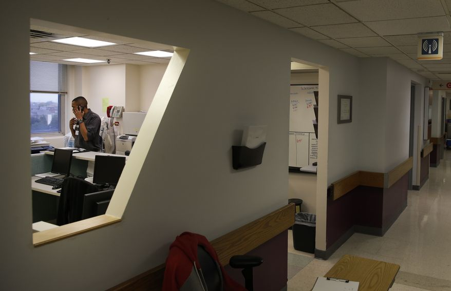 Across the country, the need for addiction treatment is accelerating beyond the available resources. (Associated Press/File)