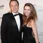 Actress Talulah Riley and Elon Musk, entrepreneur, investor, engineer and is the founder, CEO of SpaceX; co-founder, CEO, and product architect of Tesla, Inc.                                                            Tesla Motors Chairman Elon Musk and girlfriend Talulah Riley attend the Huffington Post Pre-Inaugural Ball at the Newseum on Monday, Jan. 19, 2009 in Washington. (AP Photo/Evan Agostini)