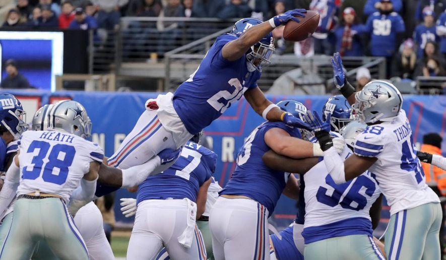New York Giants  Saquon Barkley 0f7aef68f
