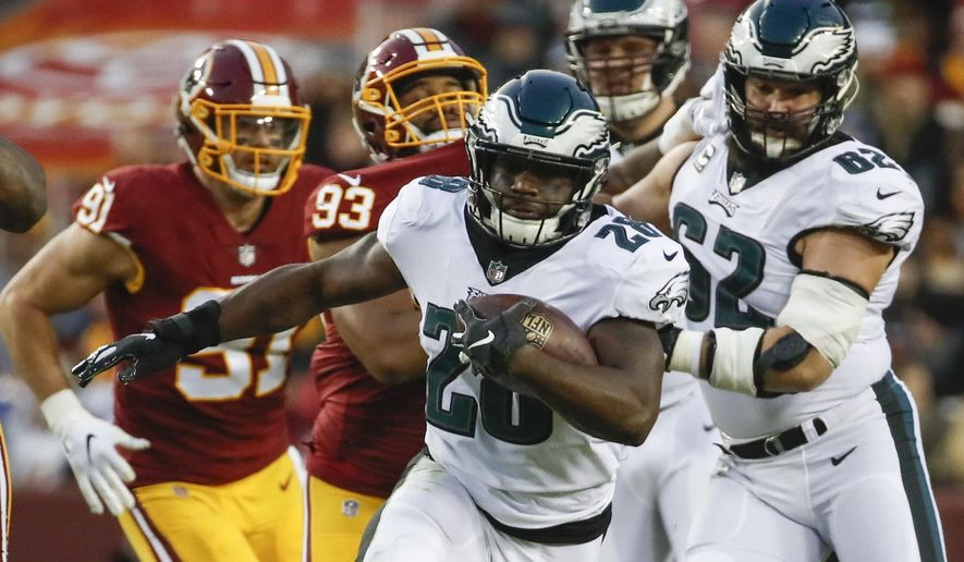 Eagles, Cowboys earn best 'Madden 20' ratings while Redskins middle