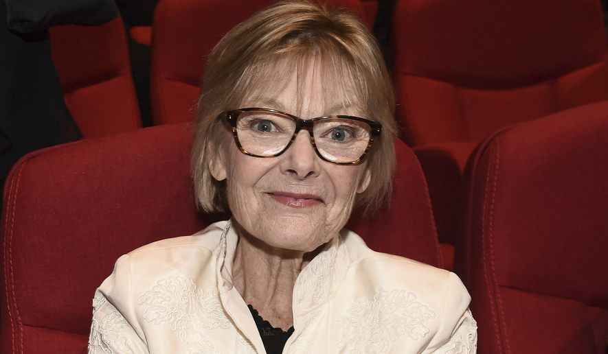 Jane Curtin attends the 24th Television Academy Hall of Fame on Wednesday, Nov. 15, 2017 at the Television Academy's Saban Media Center in North Hollywood, Calif. (Photo by Dan Steinberg/Invision for Invision for the Television Academy/AP Images)