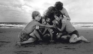 A still from the film 'Roma'        Esperanto Filmoj
