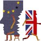 Brexit Illustration by Greg Groesch/The Washington Times
