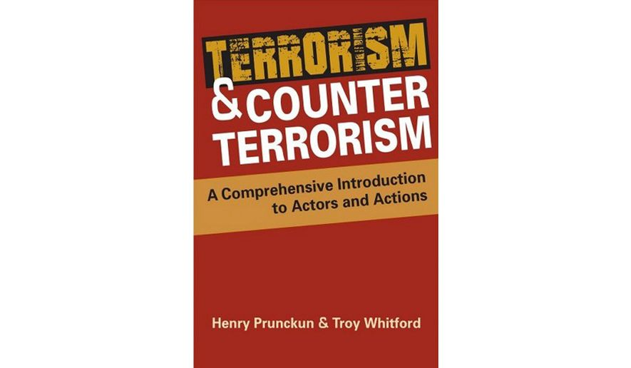 BOOK REVIEW: 'Terrorism and Counterterrorism' by Henry Prunckun and