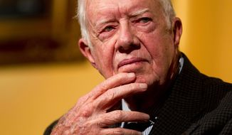 Jimmy Carter. (Associated Press) ** FILE **