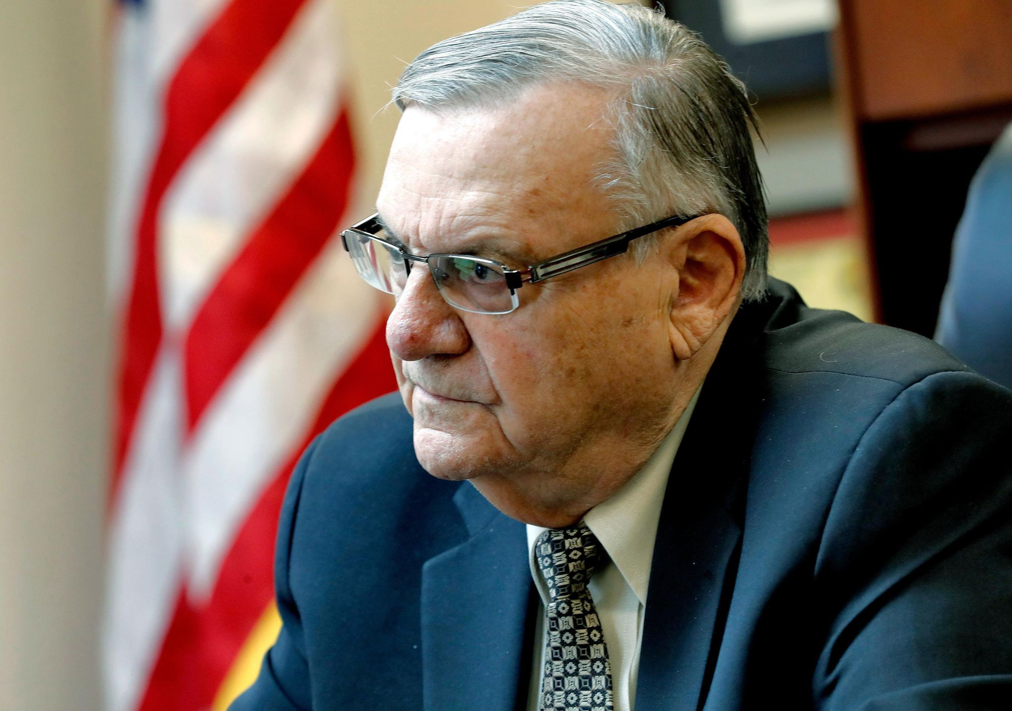 'I want to clear the air': Joe Arpaio says he's not behind 2020 billboards