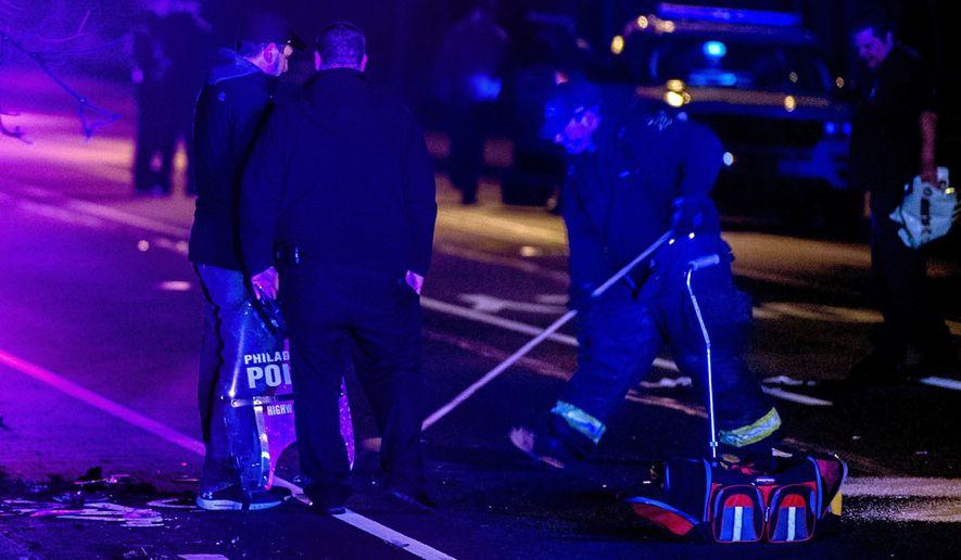 Highway patrol officer seriously injured in crash