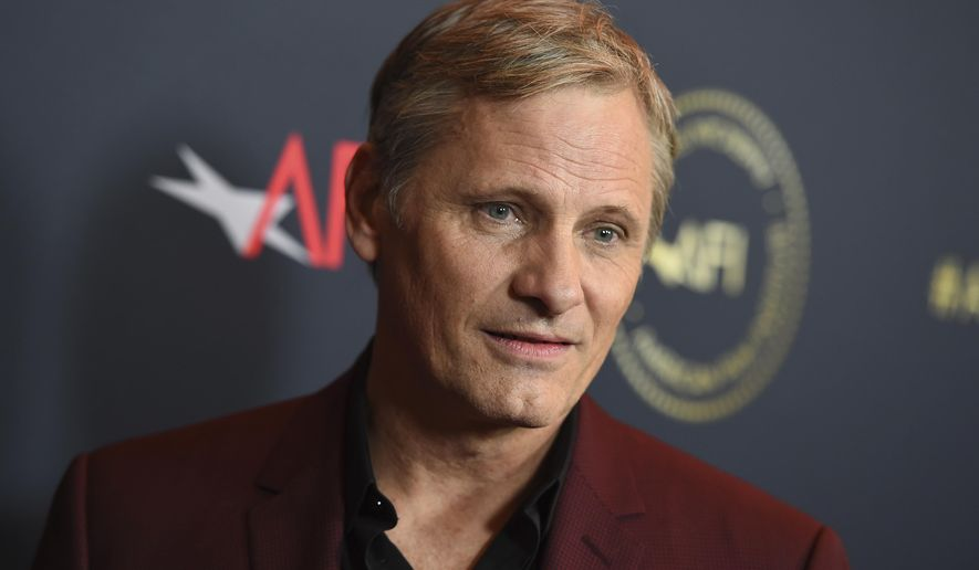 Viggo Mortensen arrives at the 2019 AFI Awards at The Four Seasons on Friday, Jan. 4, 2019, in Los Angeles. (Photo by Jordan Strauss/Invision/AP)