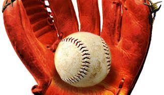 Illustration on Cuban baseball by Alexander Hunter/The Washington Times