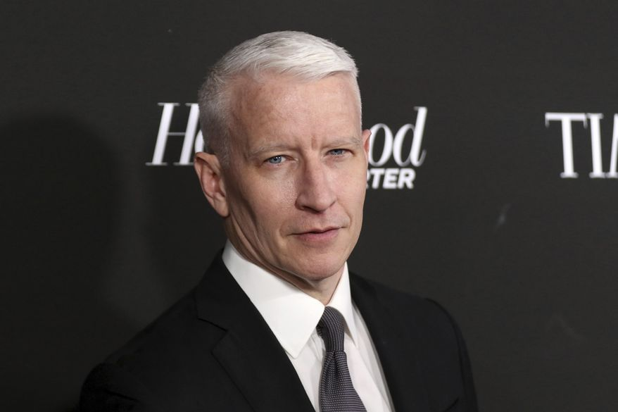 Anderson Cooper arrives at the 2019 Sean Penn J/P HRO & Disaster Relief Organizations Gala at The Wiltern Theatre on Saturday, Jan. 5, 2019, in Los Angeles. (Photo by Willy Sanjuan/Invision/AP)