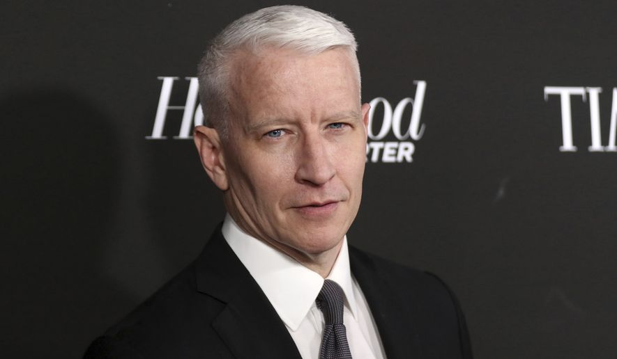 Anderson Cooper arrives at the 2019 Sean Penn J/P HRO & Disaster Relief Organizations Gala at The Wiltern Theatre on Saturday, Jan. 5, 2019, in Los Angeles. (Photo by Willy Sanjuan/Invision/AP) ** FILE **