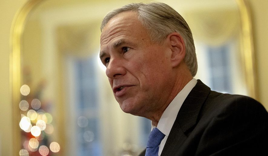 The last-minute move late Sunday sets up a political test rarely seen in Texas for Republican Gov. Greg Abbott, who must decide whether to veto the spending or to ignore NRA opposition and approve the program. (Associated Press)