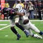 The Indianpolis Colts will need another strong defensive performance from players like Al-Quadin Muhammad on Saturday against the Kansas City Chiefs.