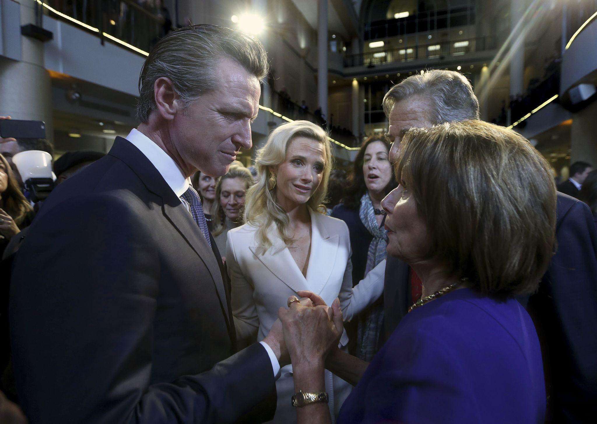 Gavin Newsom, Bill de Blasio push for health care for illegal immigrants in California, New York