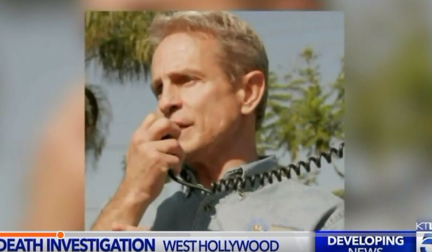 "Two men have died within the home of Democratic donor Edward Buck within an 18-month time span. L.A. County Sheriff's Lt. Derrick Alfred told KTLA on Jan. 7, 2019, that ""It is suspicious that this has happened twice now."" (Image: KTLA video screenshot)"
