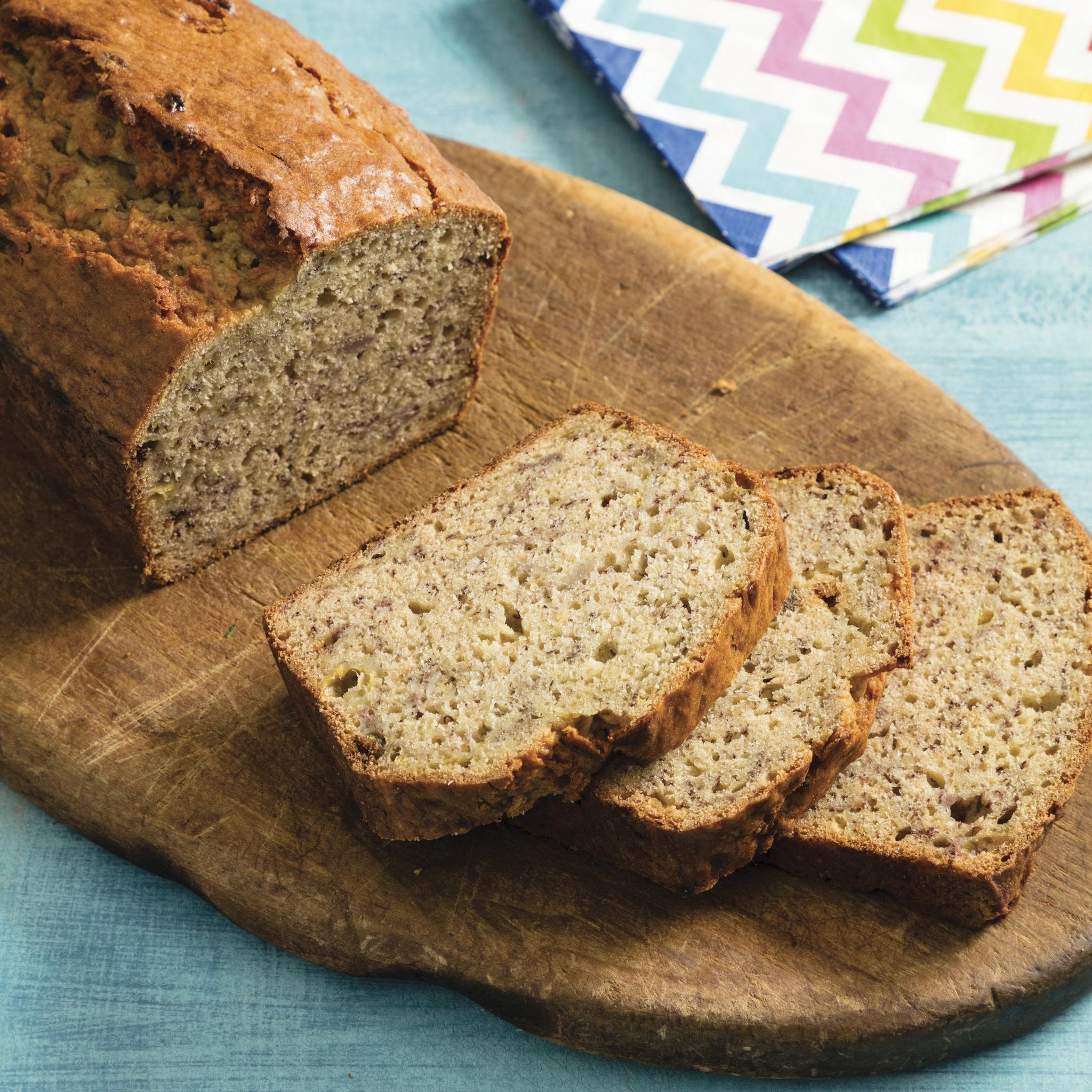 Dress up your banana bread with nuts, spices or chocolate