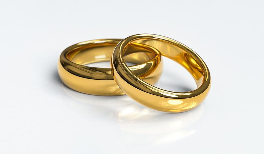 Wedding Rings via Pixabay