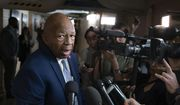 In this Jan. 4, 2019, file photo Rep. Elijah Cummings, D-Md., speaks at the Capitol in Washington, Friday, Jan. 4, 2019. (AP Photo/J. Scott Applewhite, File)