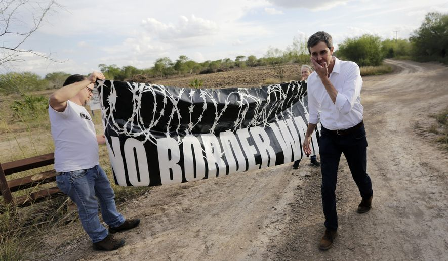 Democrats pretend border crisis doesn't exist