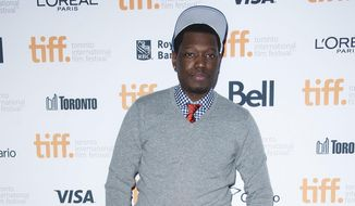 """In this Sept. 6, 2014, file photo, actor Michael Che attends the """"Top Five"""" premiere at the Princess of Wales Theatre during the 2014 Toronto International Film Festival, in Toronto. (Photo by Arthur Mola/Invision/AP, File)"""